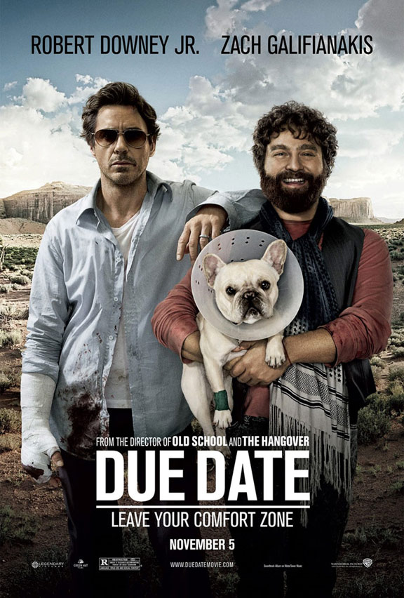 Due Date Poster #1