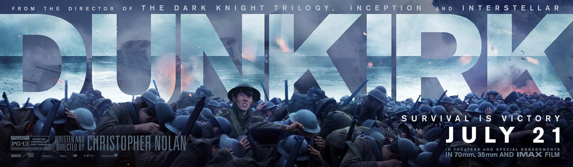 Dunkirk Poster #6