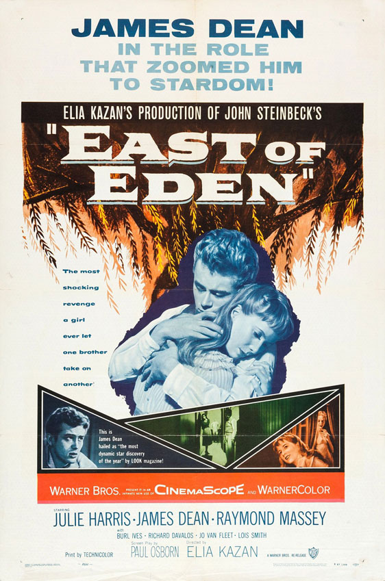 East of Eden Poster #2