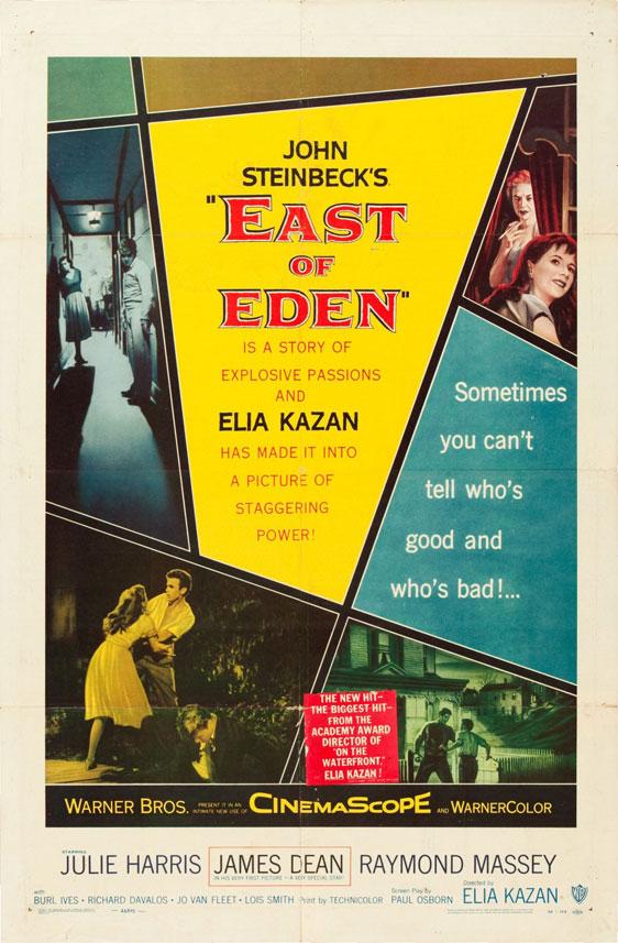 East of Eden Poster #1