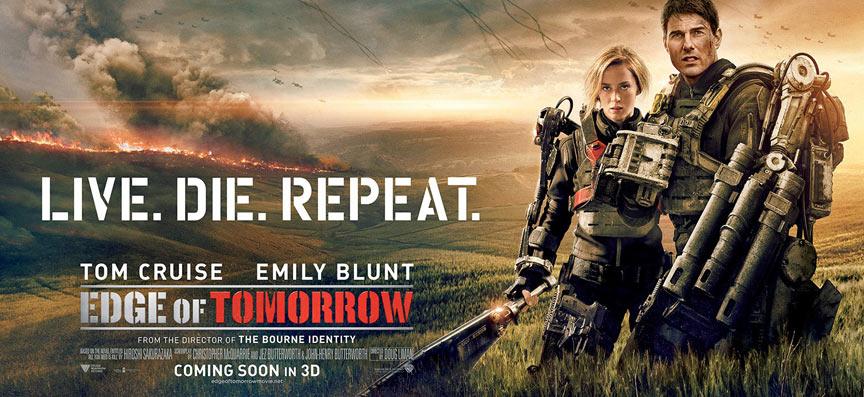 Edge of Tomorrow Poster #12