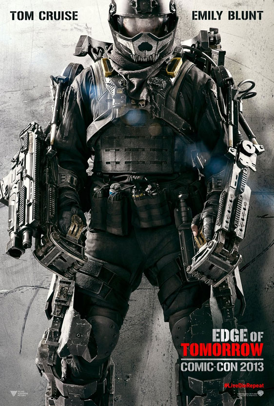 Edge of Tomorrow Poster #1