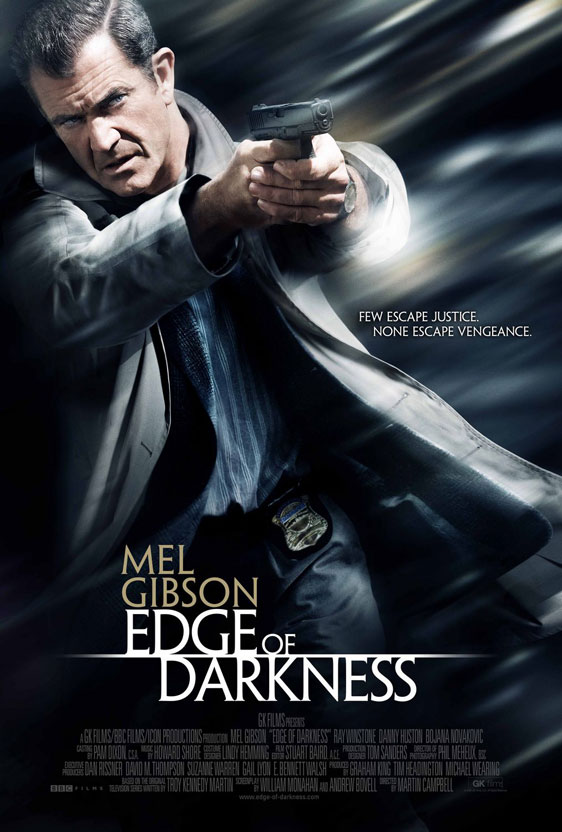 Edge of Darkness Poster #3