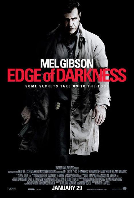 Edge of Darkness Poster #1