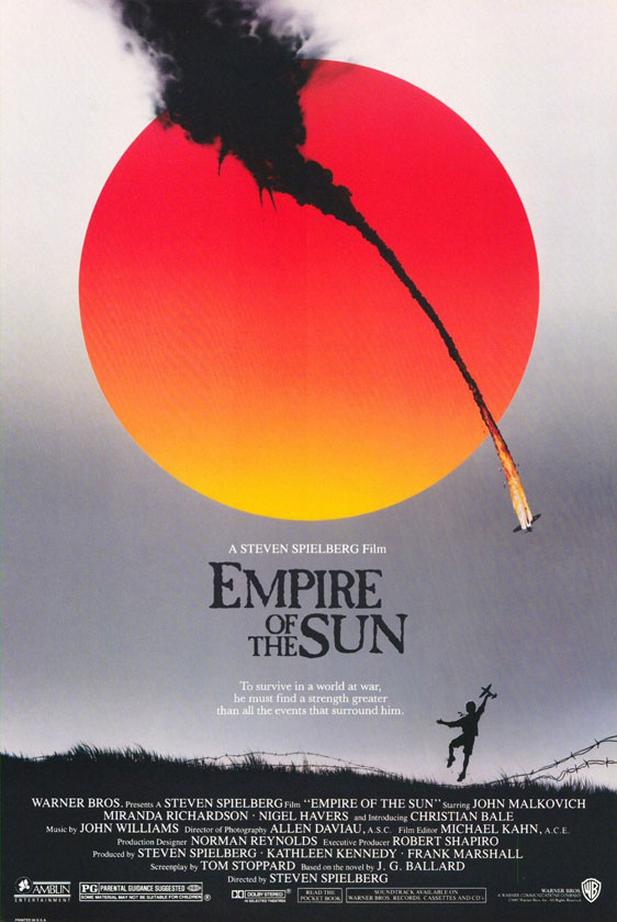 Empire of the Sun Poster #1