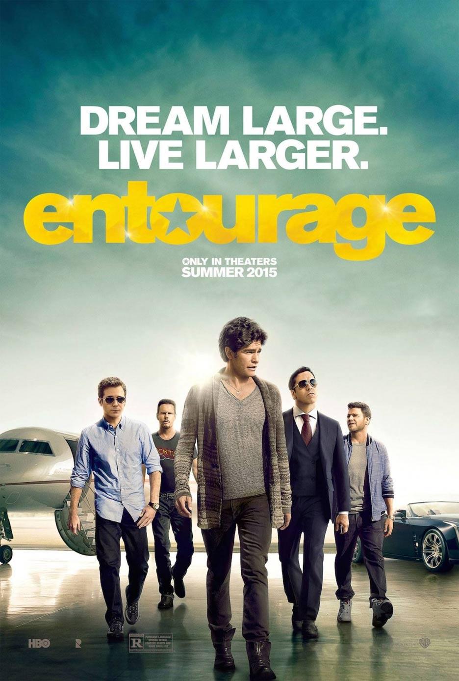 Entourage Poster #2