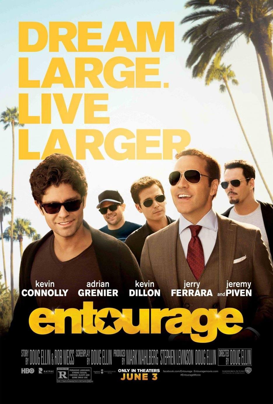 Entourage Poster #8