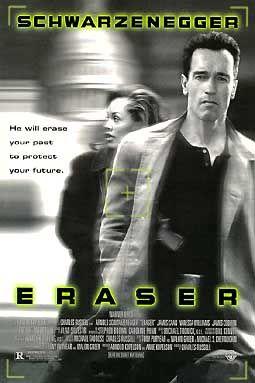 Eraser Poster #1