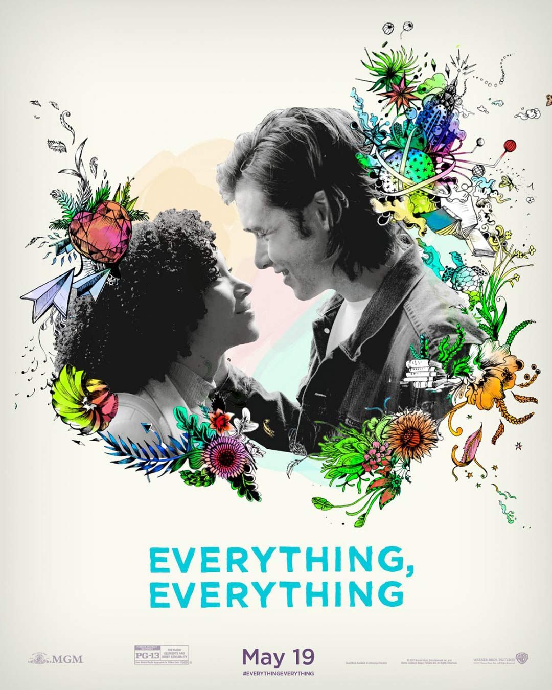Everything, Everything Poster #4