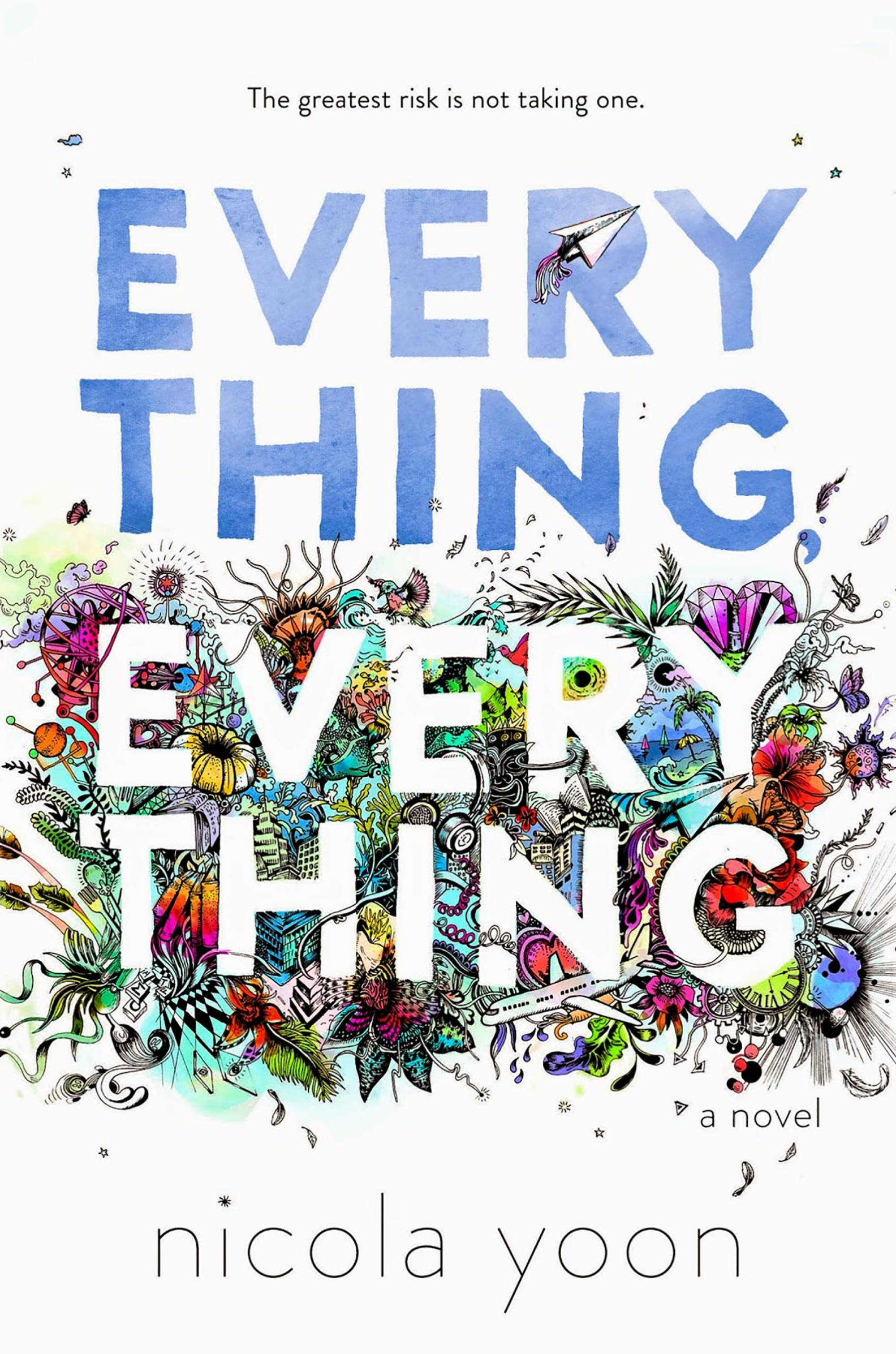 Everything, Everything Poster #1