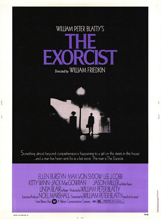 The Exorcist Poster #2
