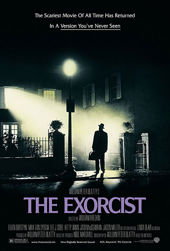 The Exorcist Poster #1