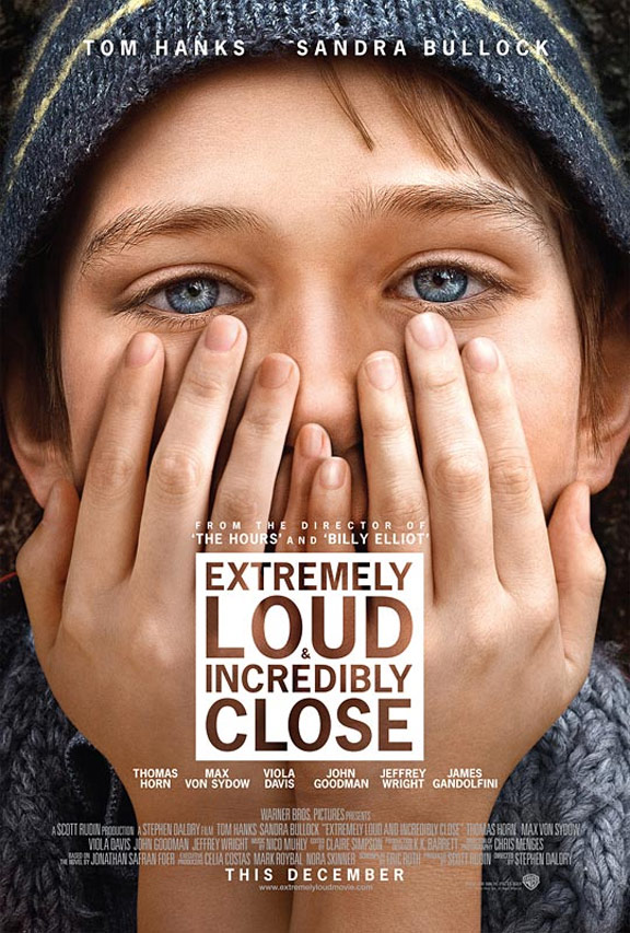 Extremely Loud & Incredibly Close Poster #1