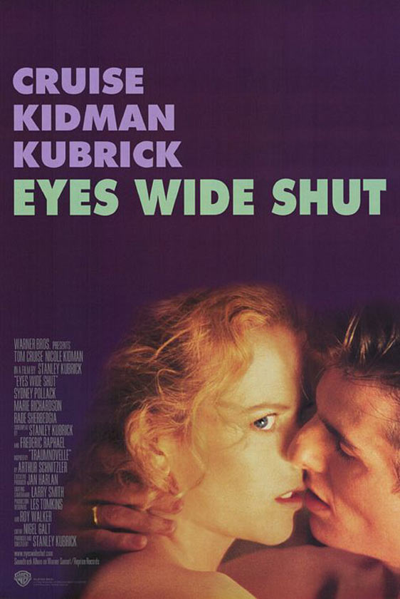 Eyes Wide Shut Poster #2
