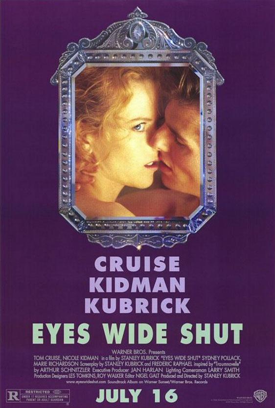 Eyes Wide Shut Poster #1
