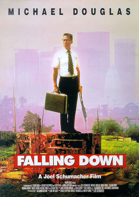 Falling Down Poster #1