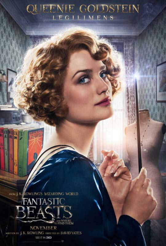 Fantastic Beasts and Where to Find Them Poster #12