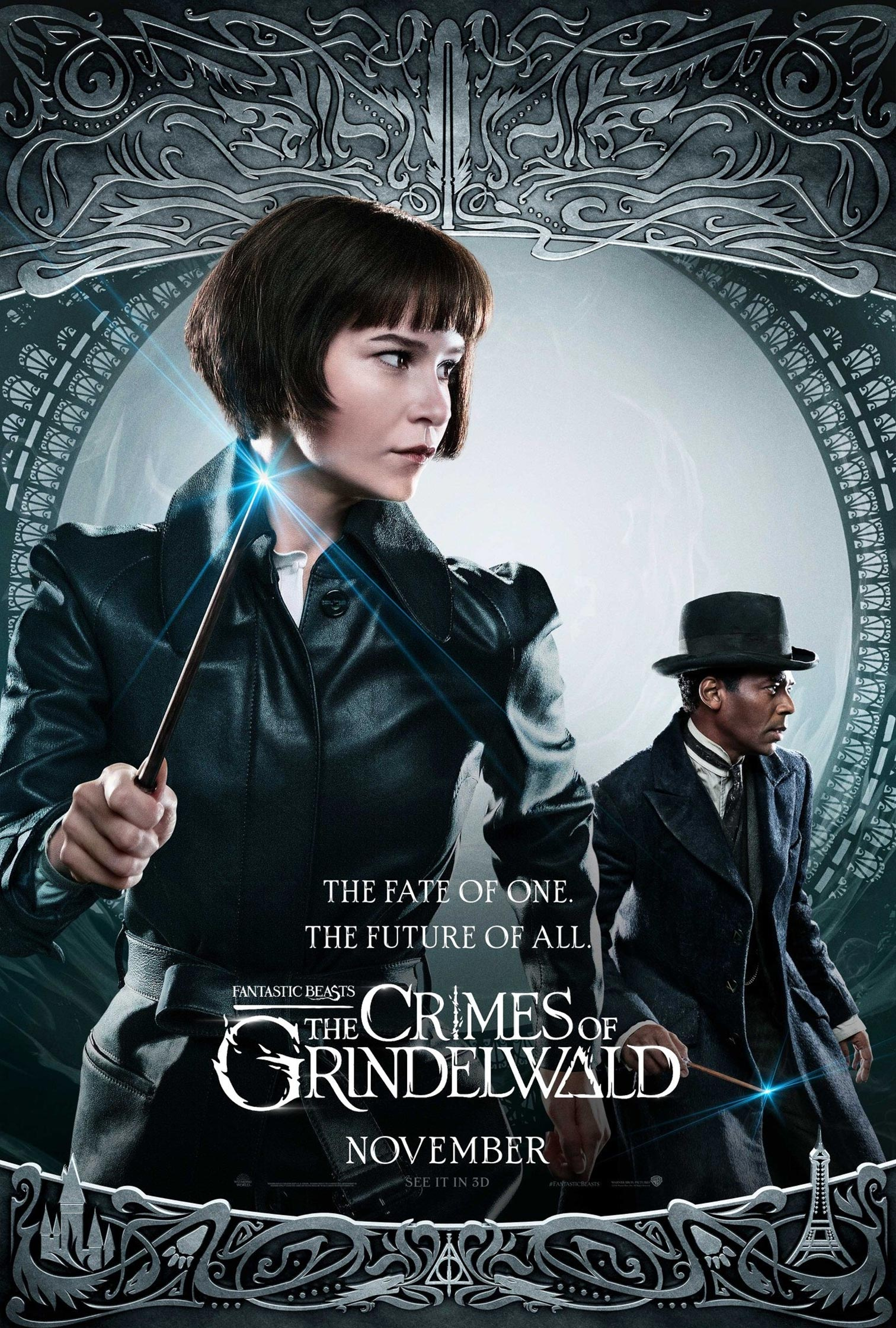 Fantastic Beasts: The Crimes of Grindelwald Poster #15