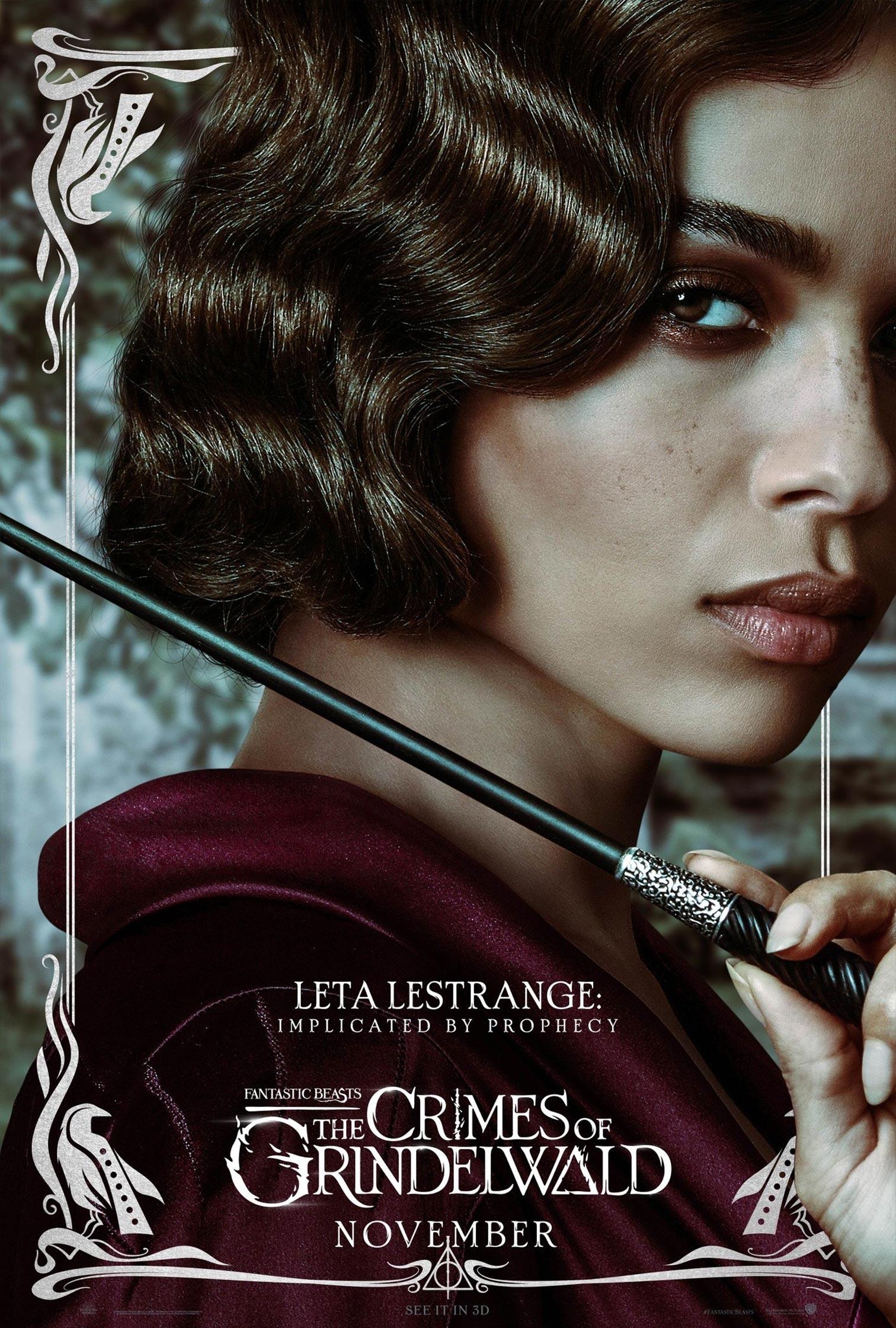 Fantastic Beasts: The Crimes of Grindelwald Poster #9