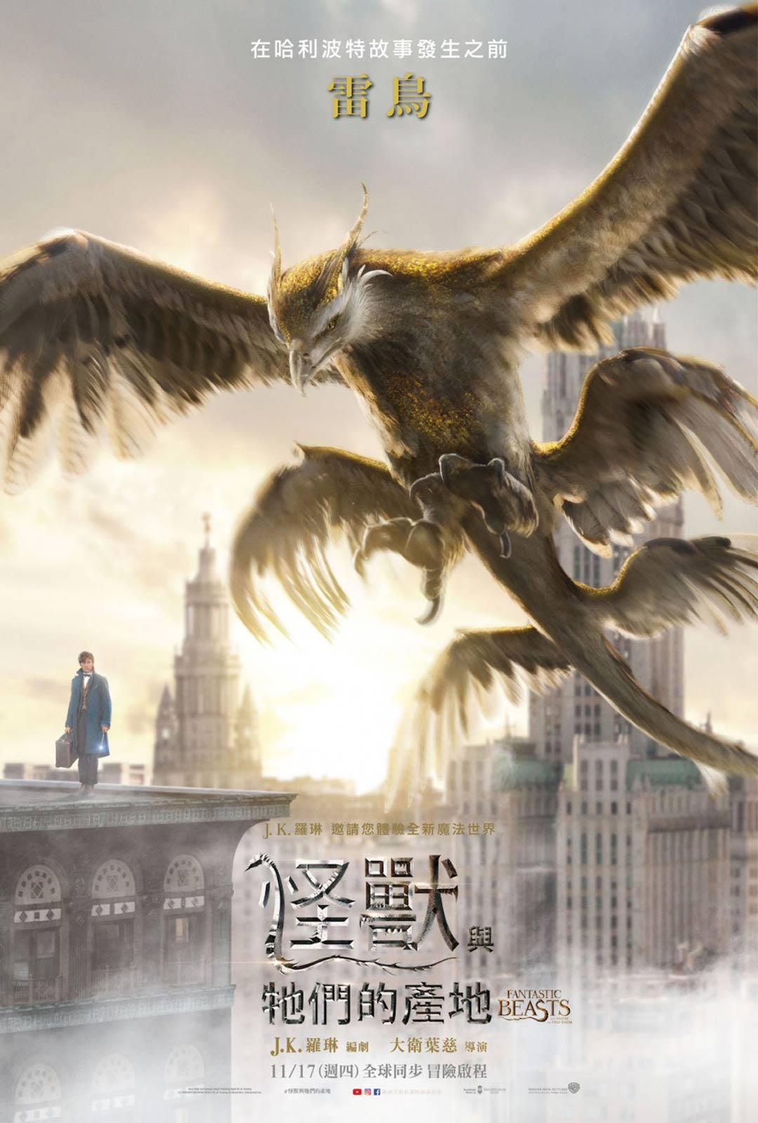 Fantastic Beasts and Where to Find Them Poster #21