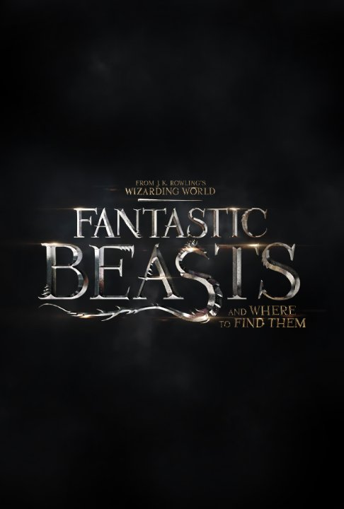 Fantastic Beasts and Where to Find Them Poster #1