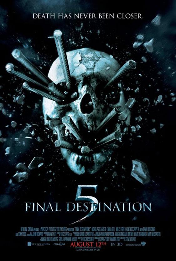 Final Destination 5 Poster #3