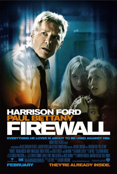 Firewall Poster #1