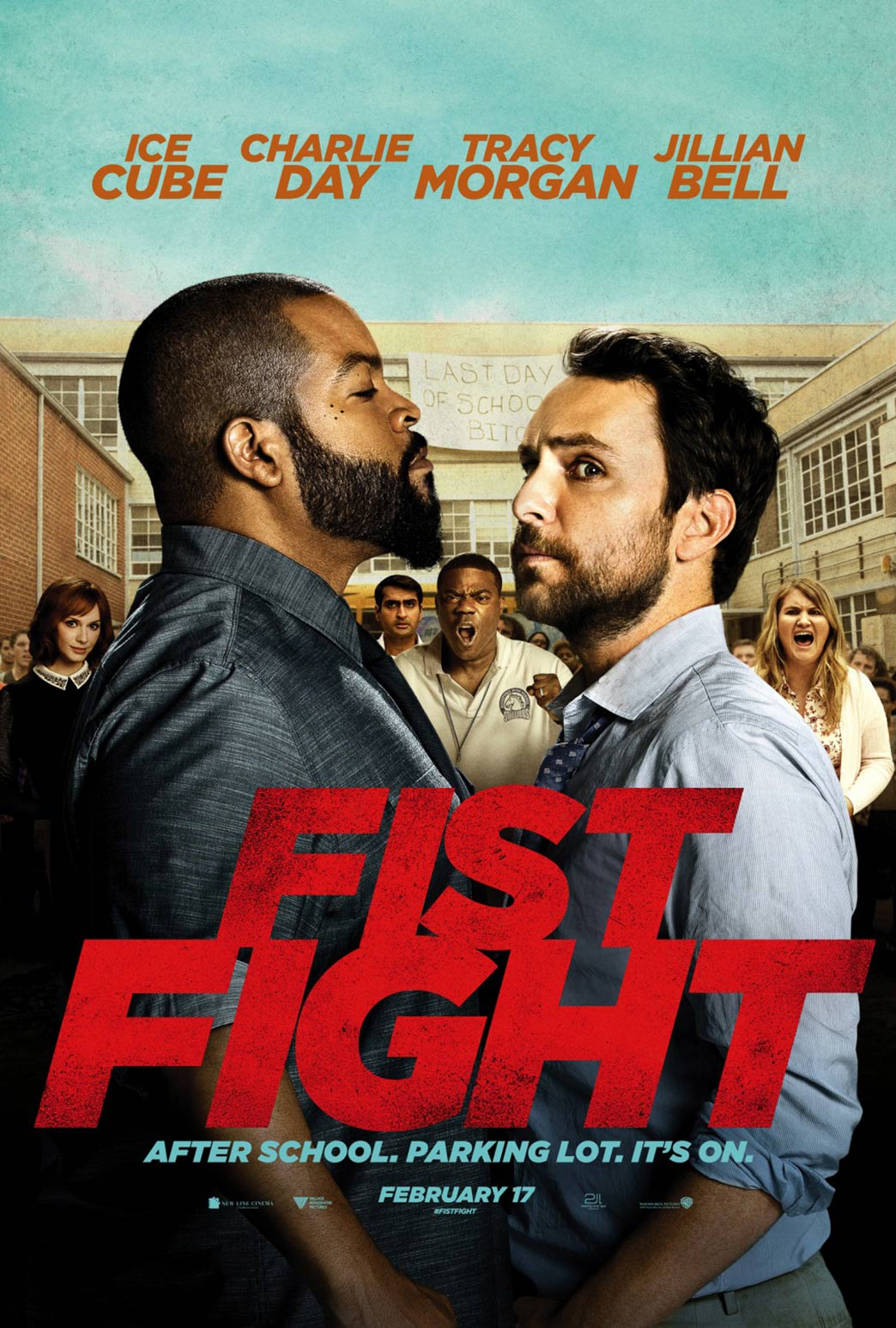Fist Fight Poster #2