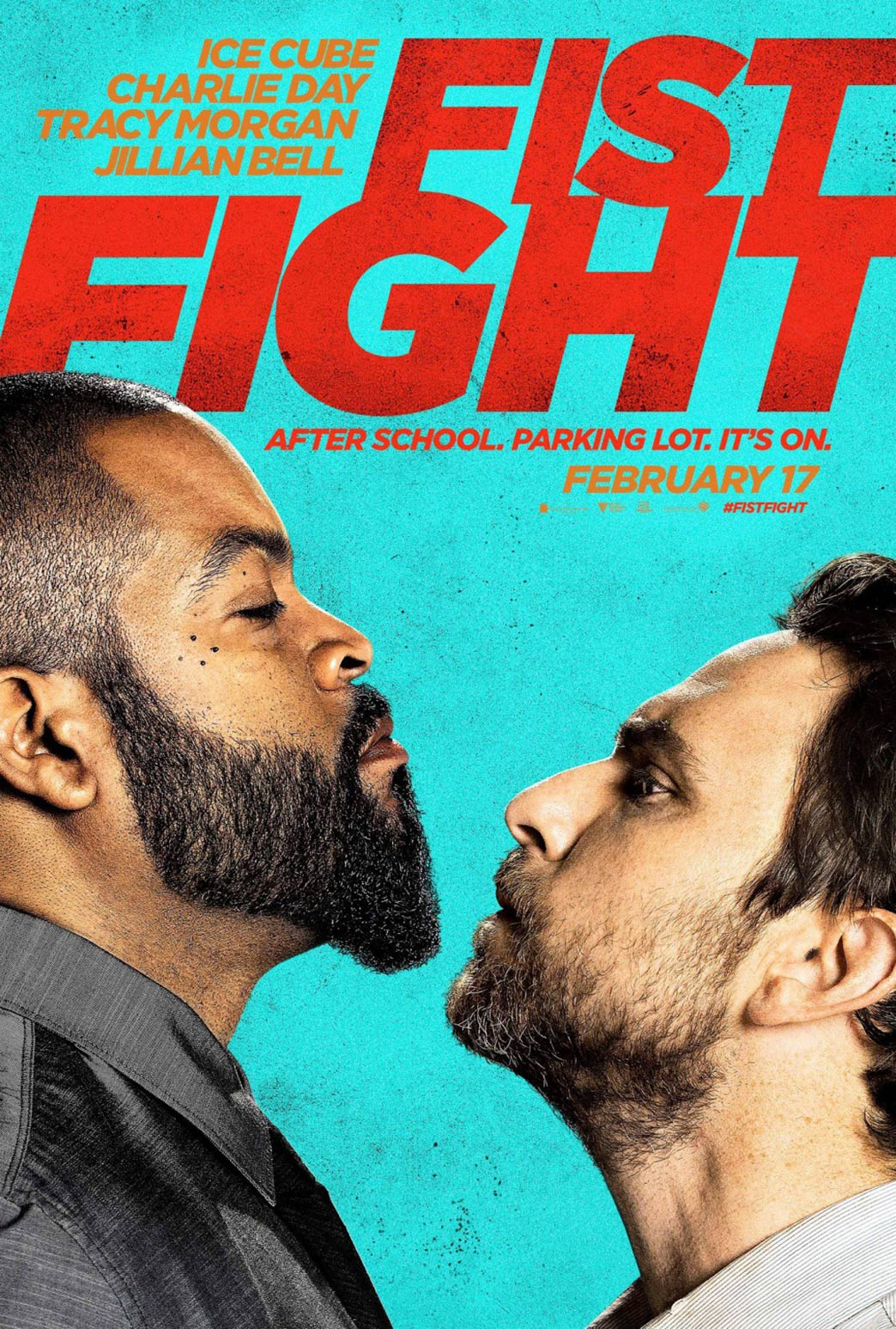 Fist Fight Poster #1