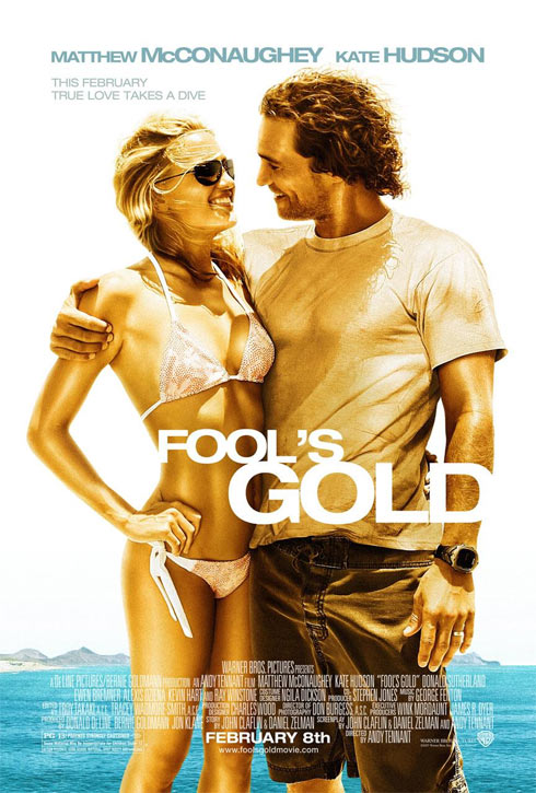 Fool's Gold Poster #1