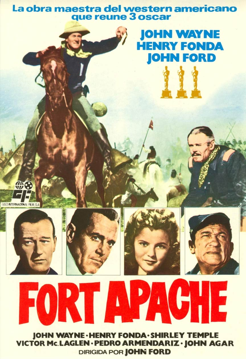 Fort Apache Poster #2