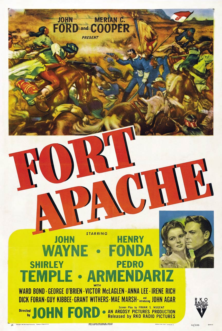 Fort Apache Poster #1