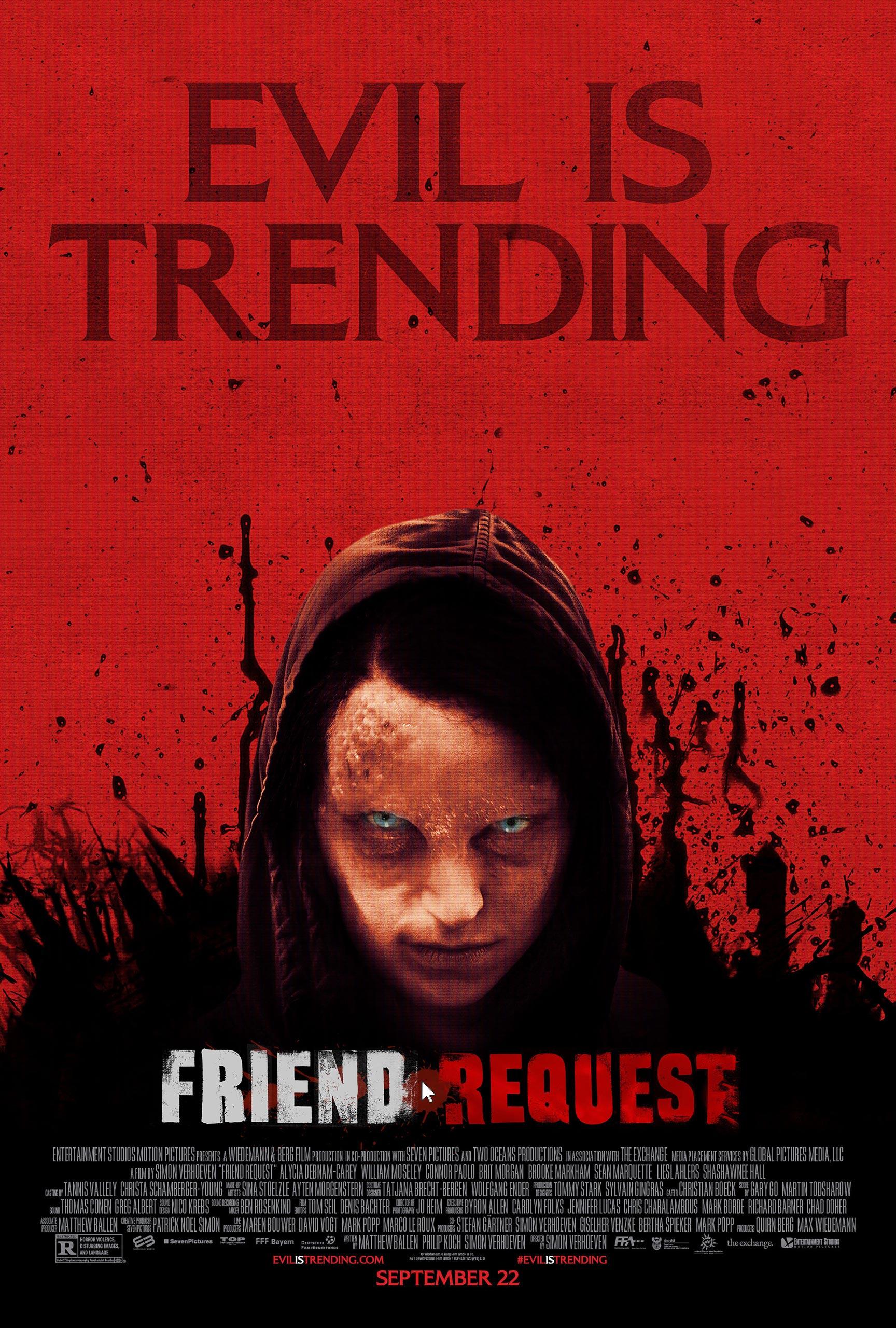 Friend Request Poster #2