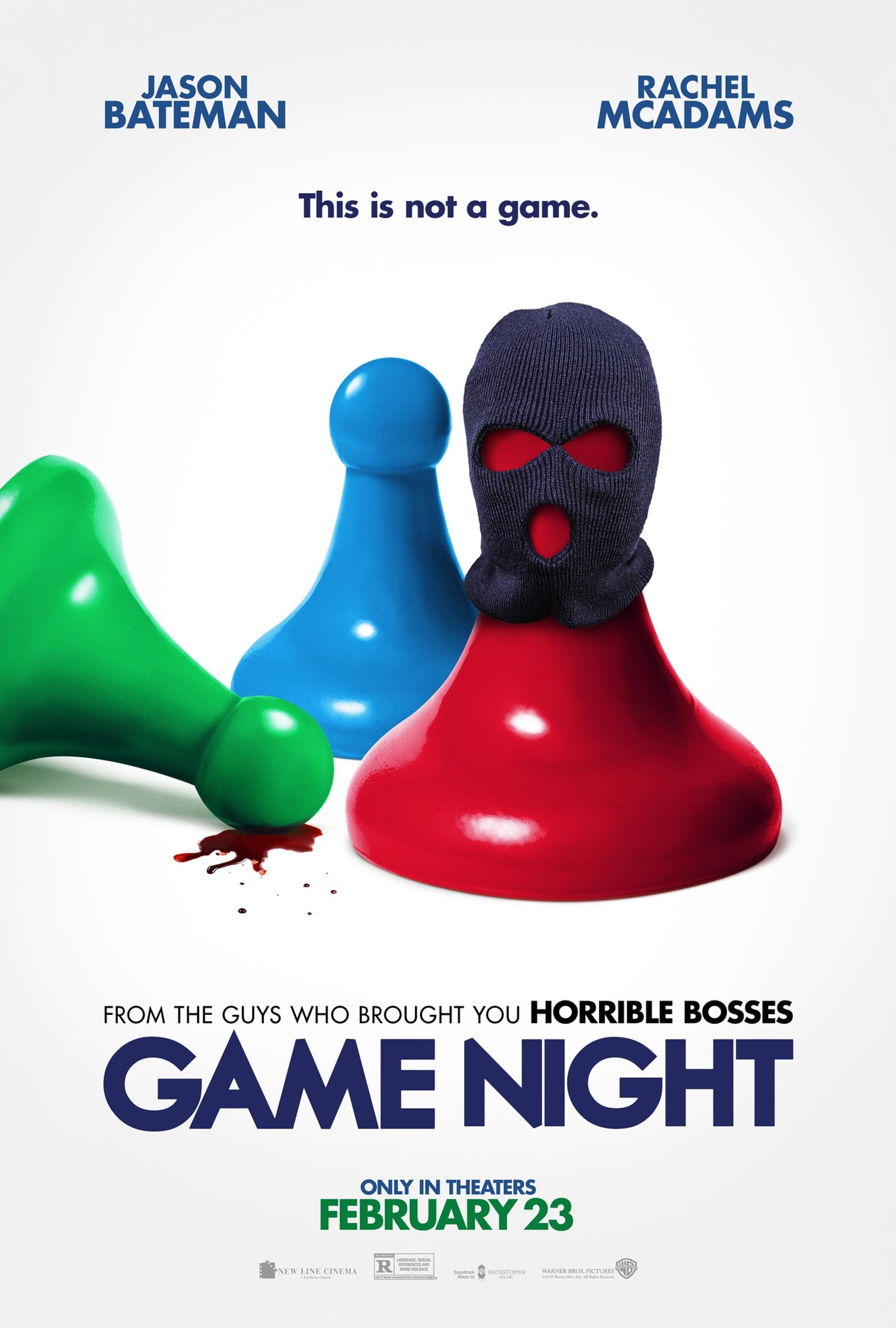 Game Night Poster #3