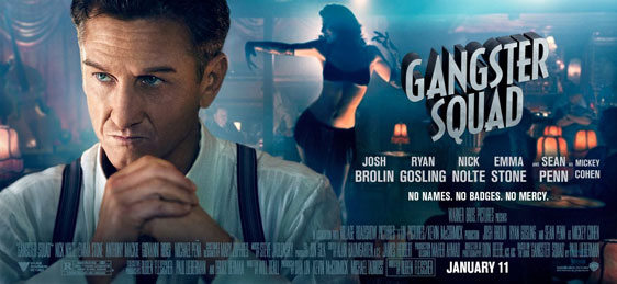 Gangster Squad Poster #10
