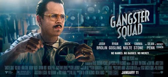 Gangster Squad Poster #13