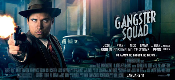 Gangster Squad Poster #15