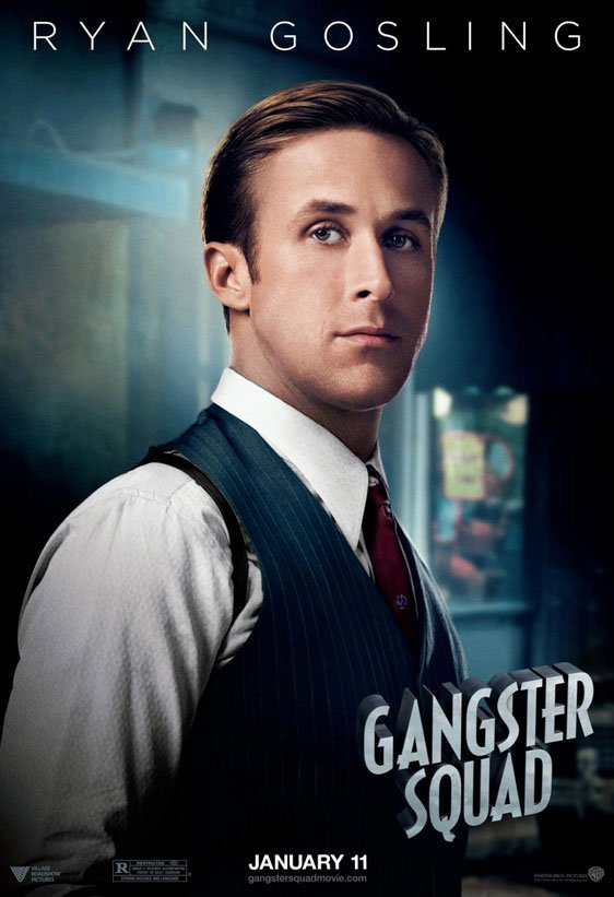 Gangster Squad Poster #17