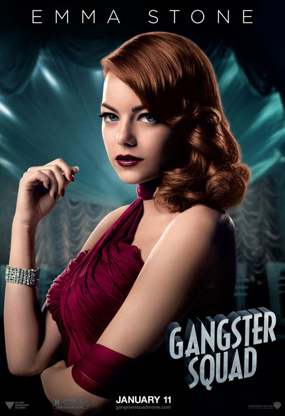 Gangster Squad Poster #18