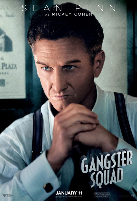 Gangster Squad Poster #19