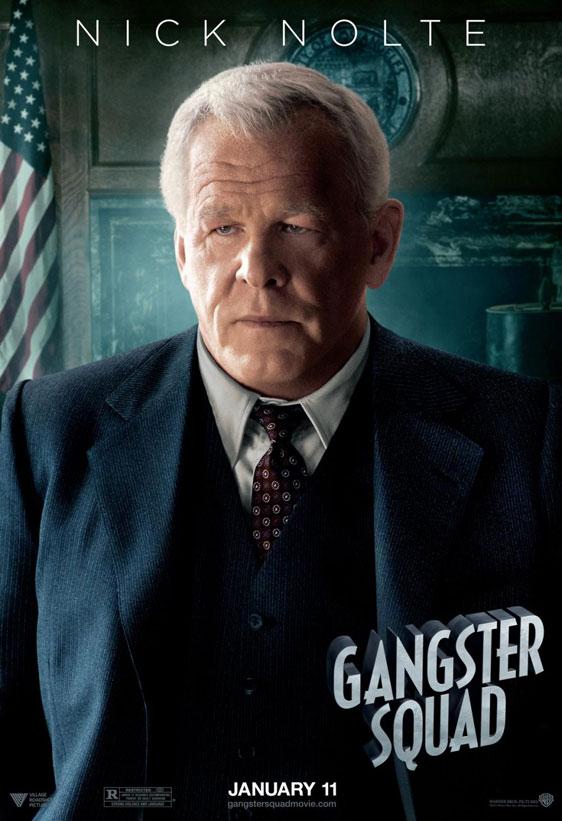 Gangster Squad Poster #21