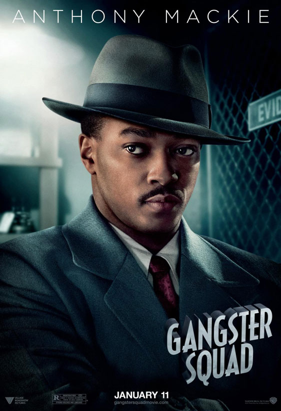 Gangster Squad Poster #22