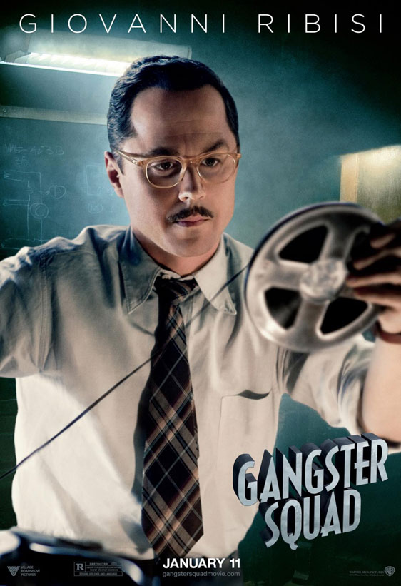 Gangster Squad Poster #23