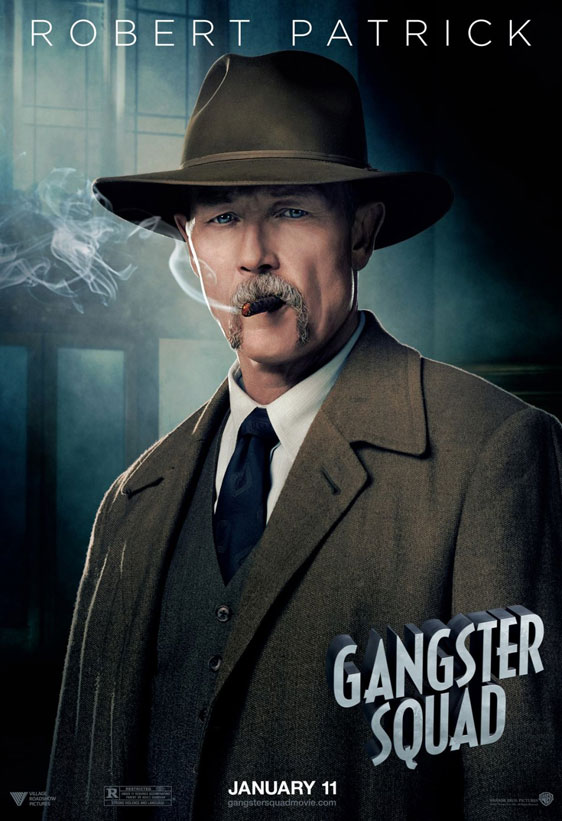 Gangster Squad Poster #24