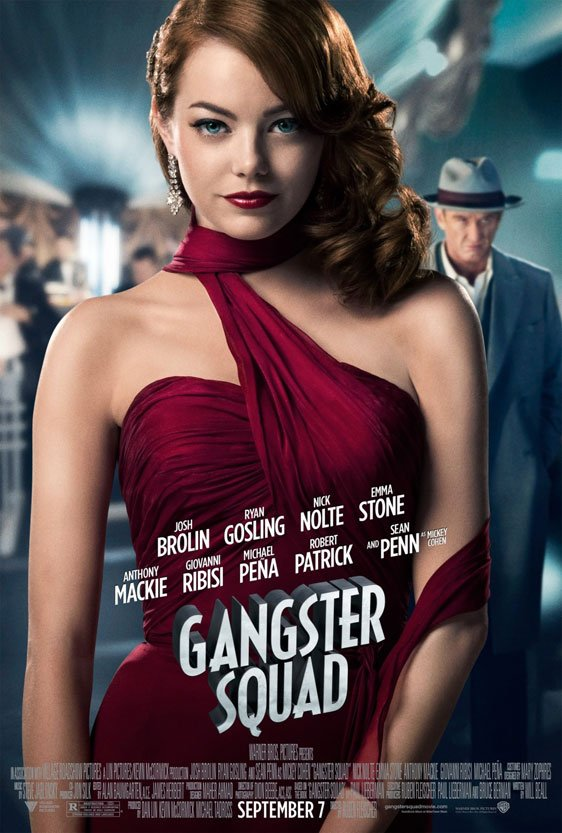 Gangster Squad Poster #6