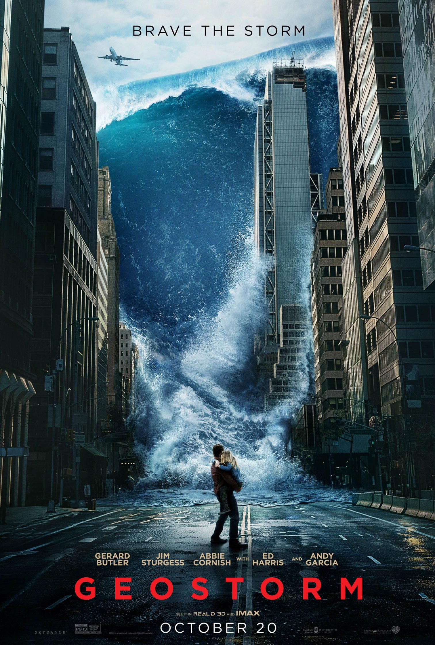 Image result for Geostorm poster