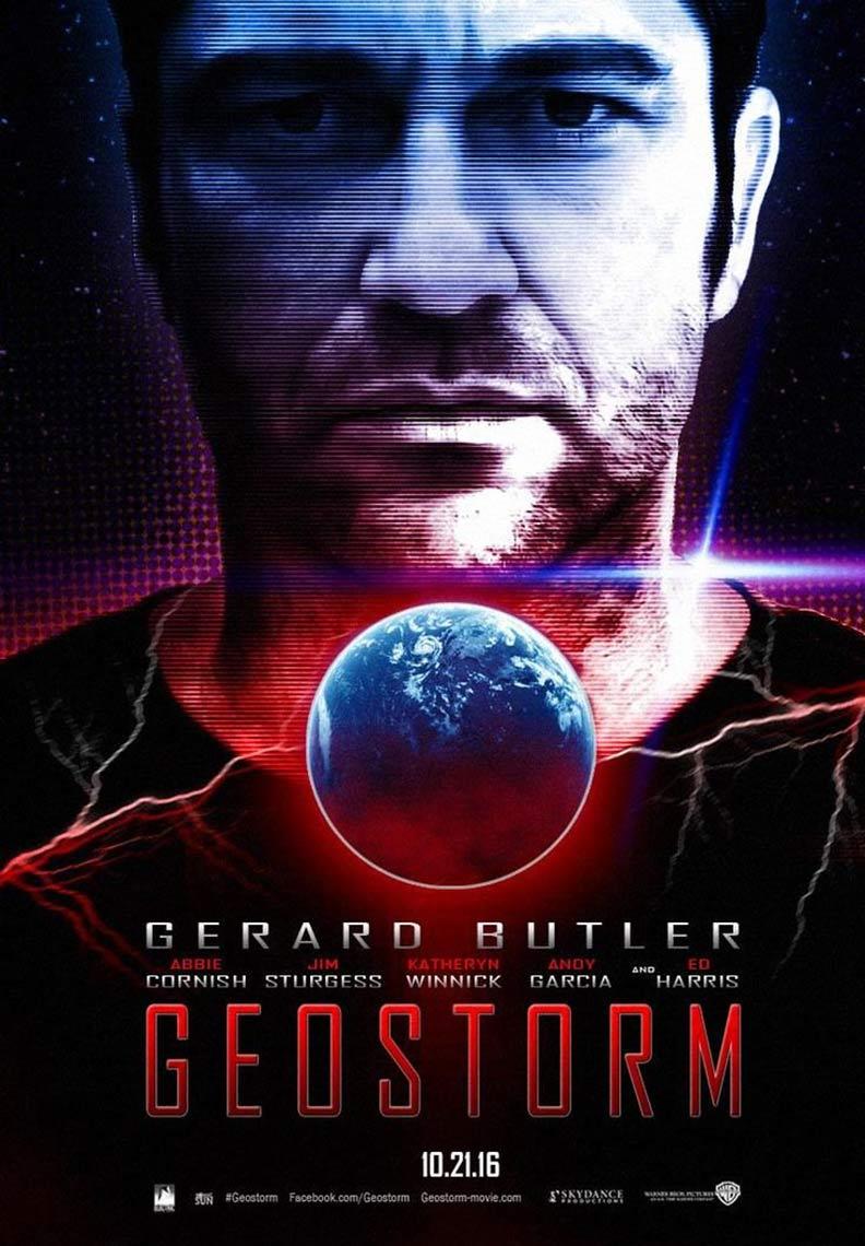 Geostorm Poster #1