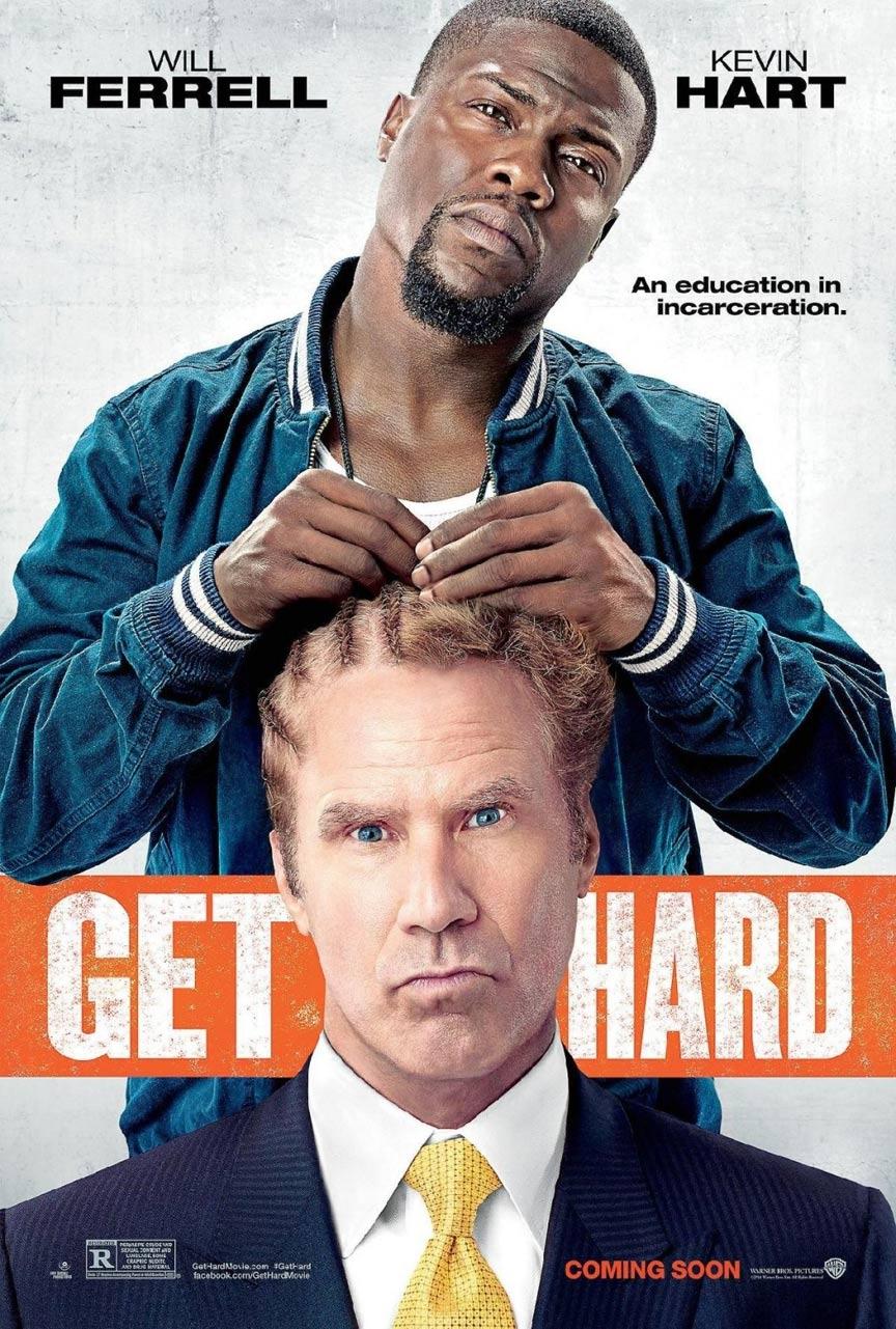 Get Hard Poster #1