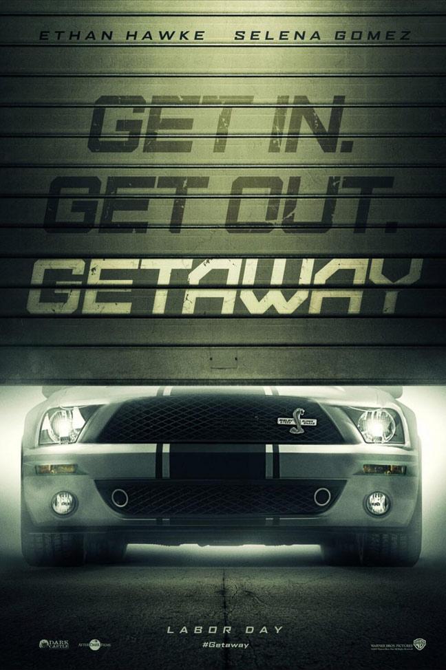 Getaway Poster #1