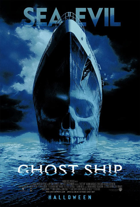 Ghost Ship Poster #1